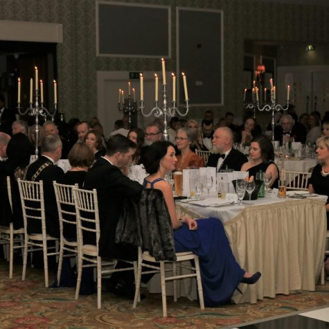 Dinner Dance Reception